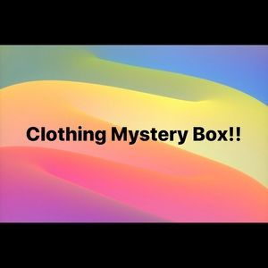 Reseller Mystery Box-Size Large Tops!!!